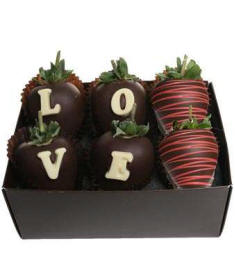 Valentine's Day Chocolate Covered Strawberries $44.99